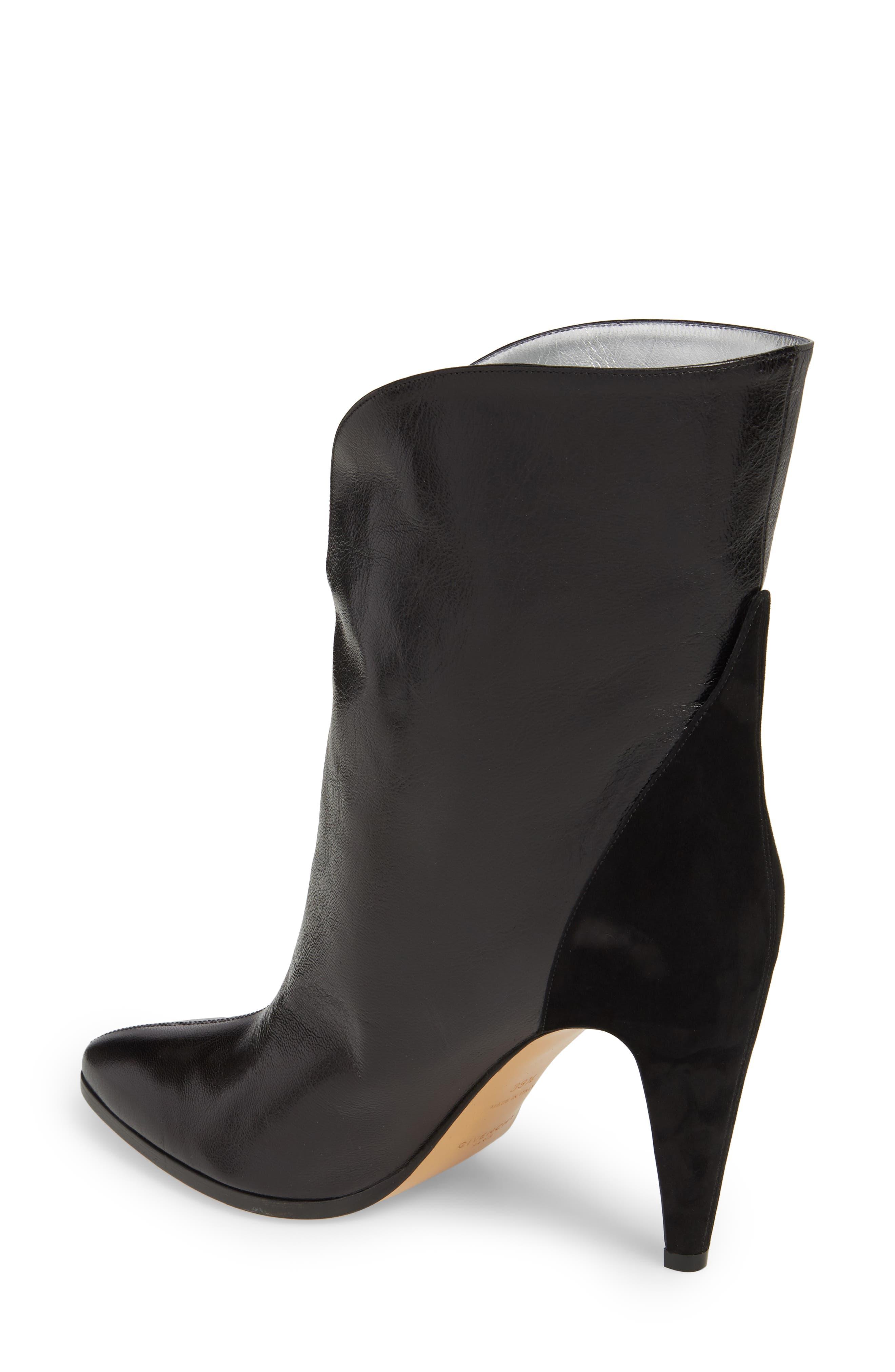 GV3 Mid High Boot,                             Alternate thumbnail 2, color,                             Black