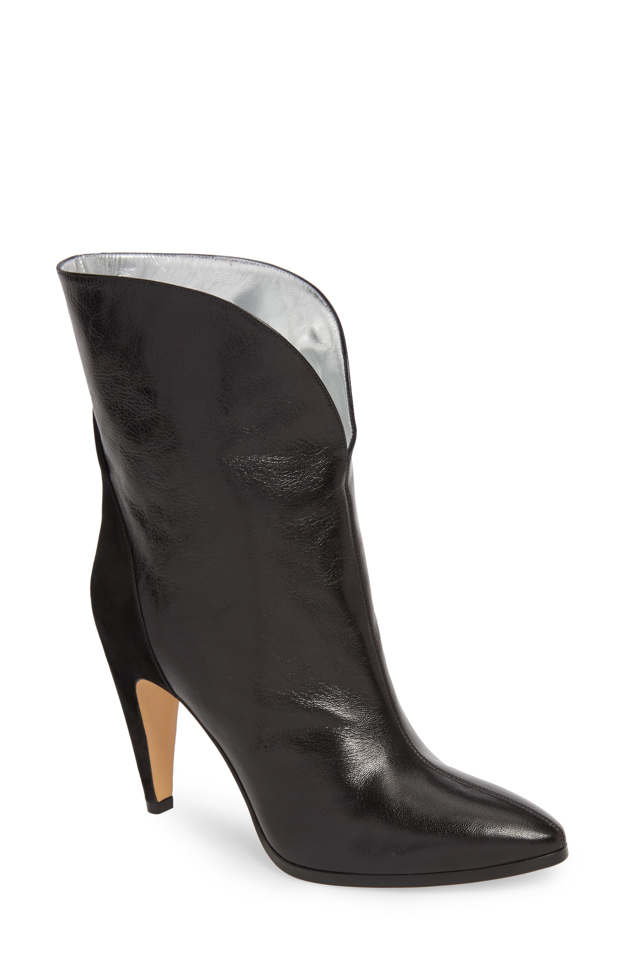 GV3 Mid High Boot,                             Main thumbnail 1, color,                             Black