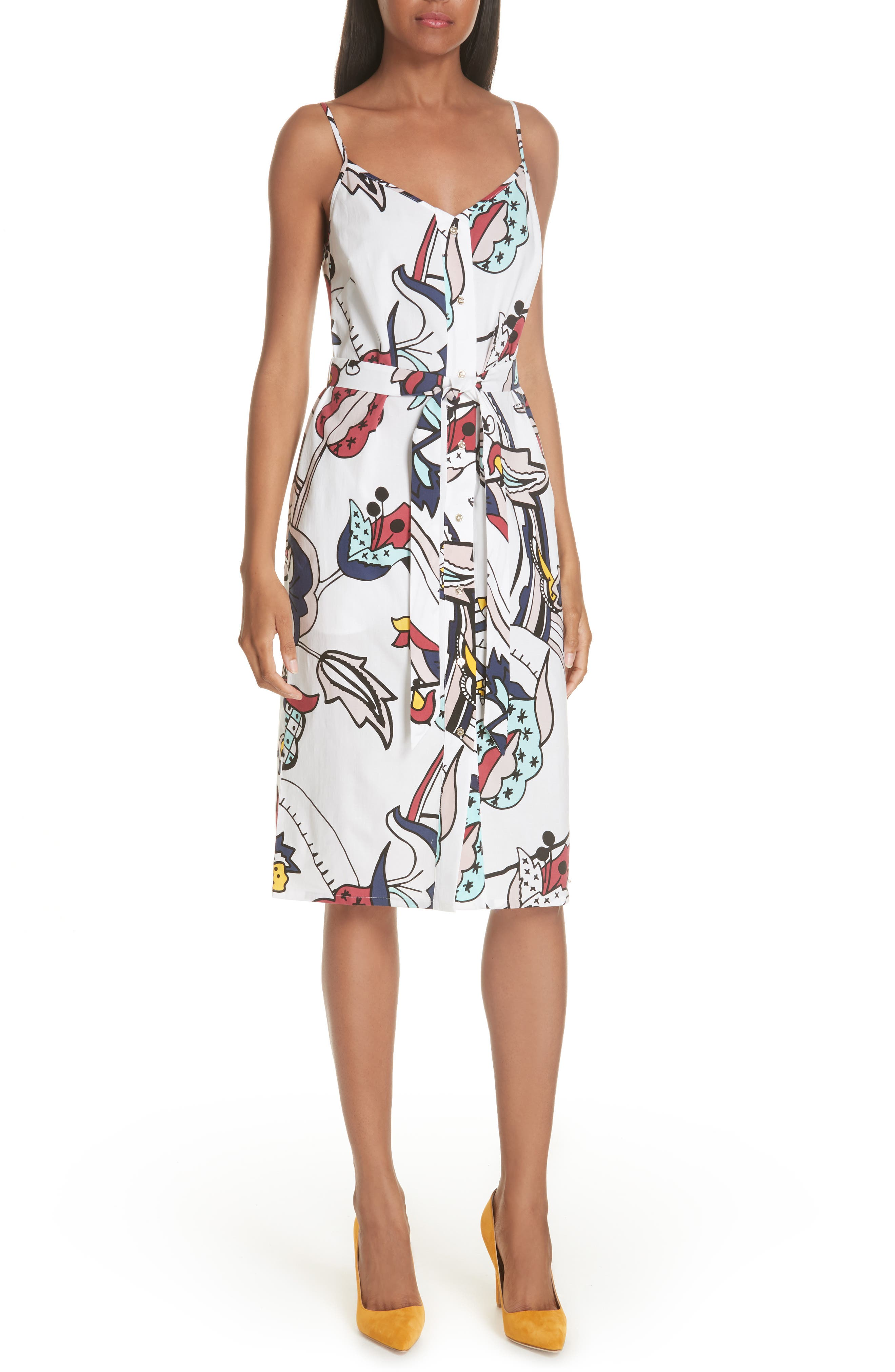 COLOUR BY NUMBERS VIDDY SHEATH DRESS