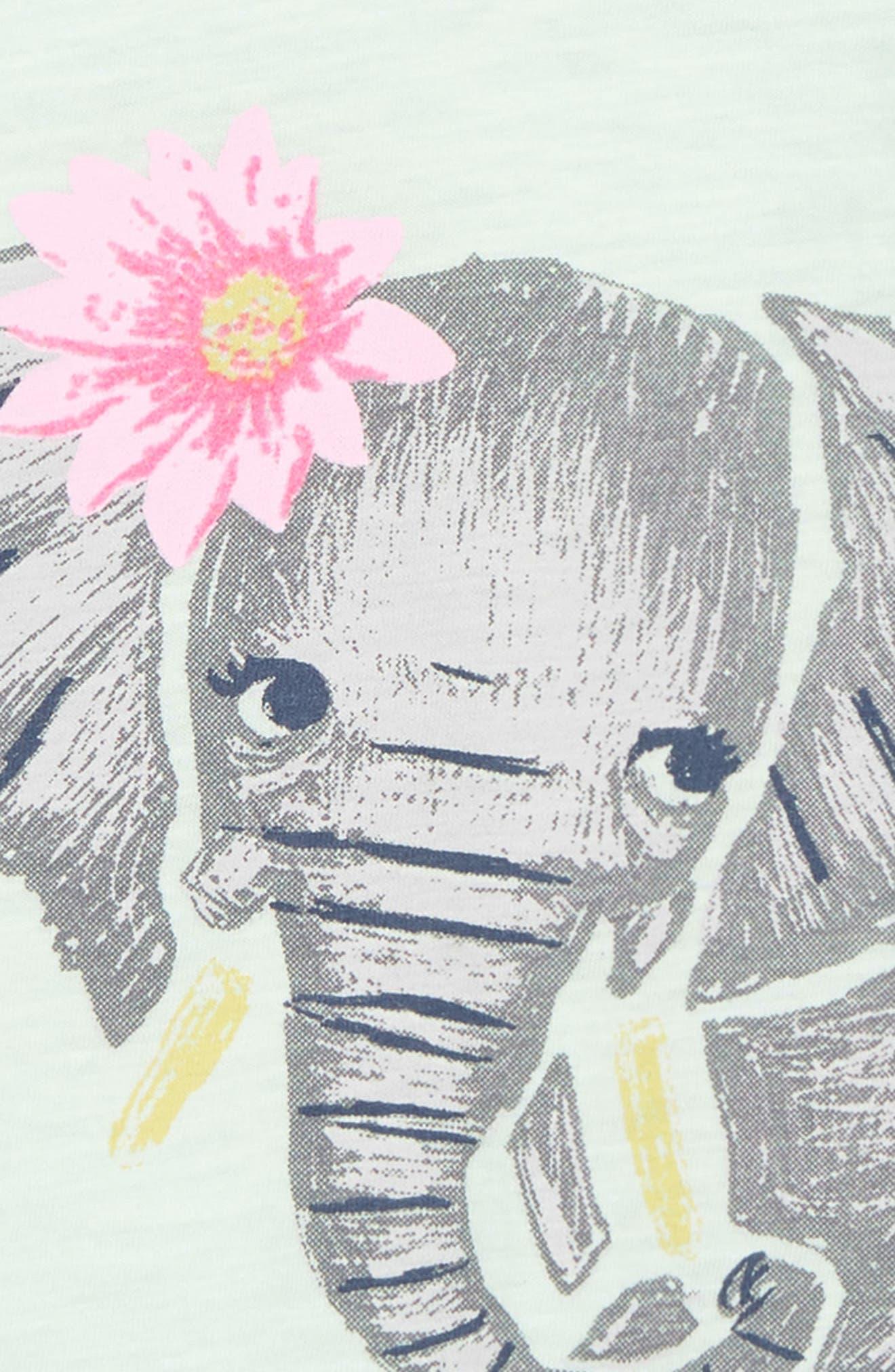 Choose Friends Graphic Tee,                             Alternate thumbnail 3, color,                             Mint