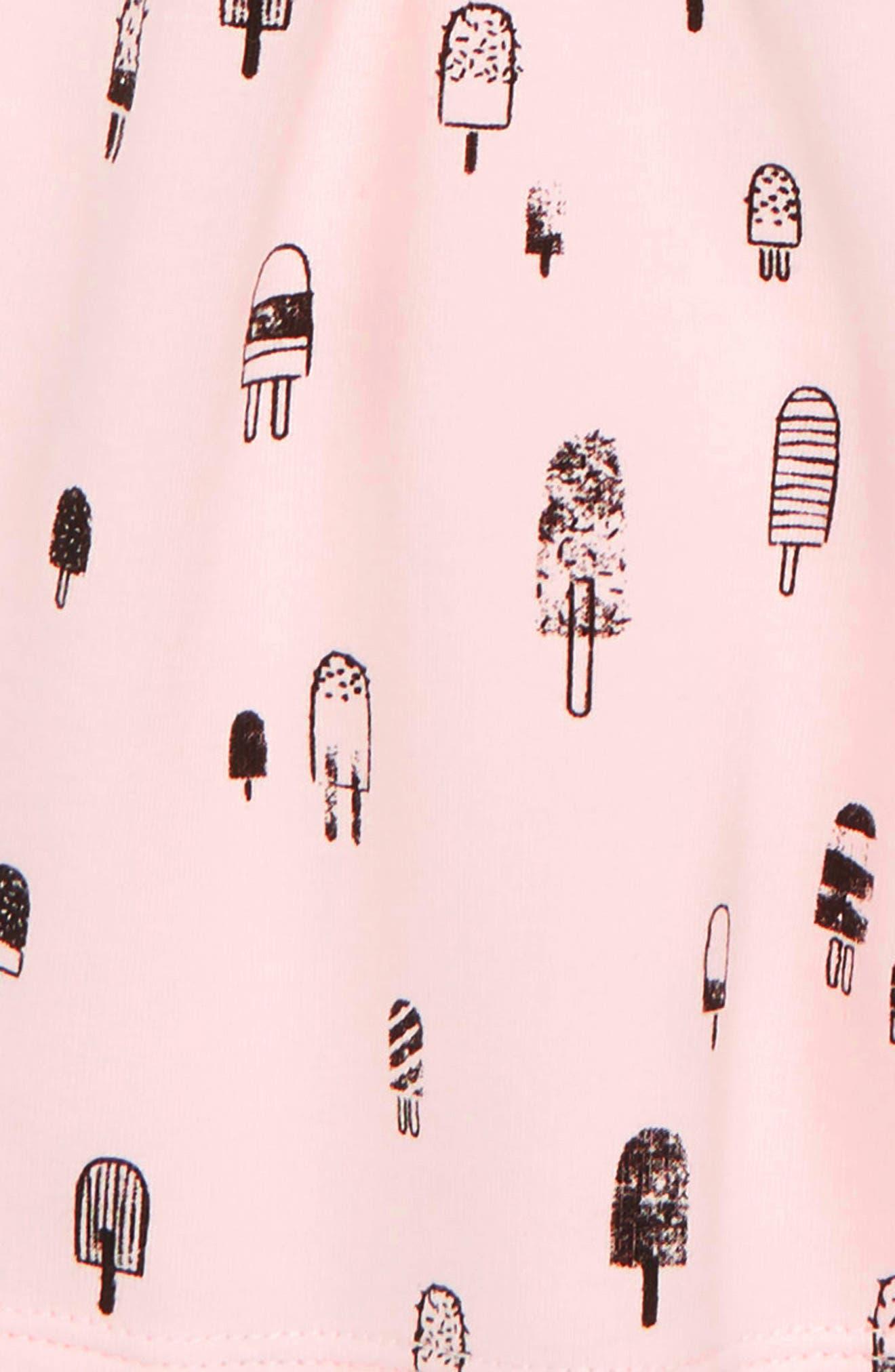 Ice Cream Dress,                             Alternate thumbnail 2, color,                             Light Pink