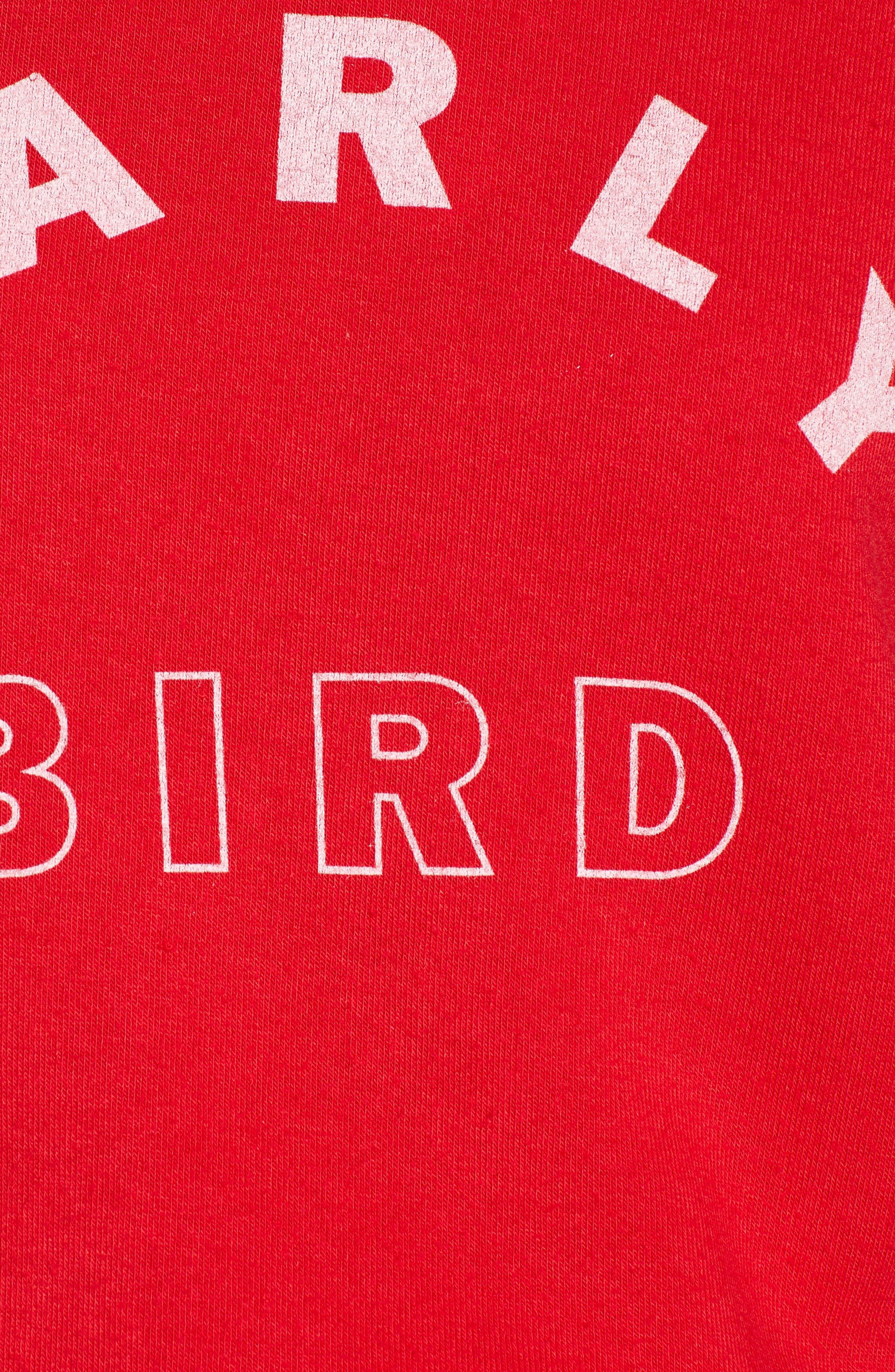 Reversible Sweatshirt,                             Alternate thumbnail 7, color,                             Red