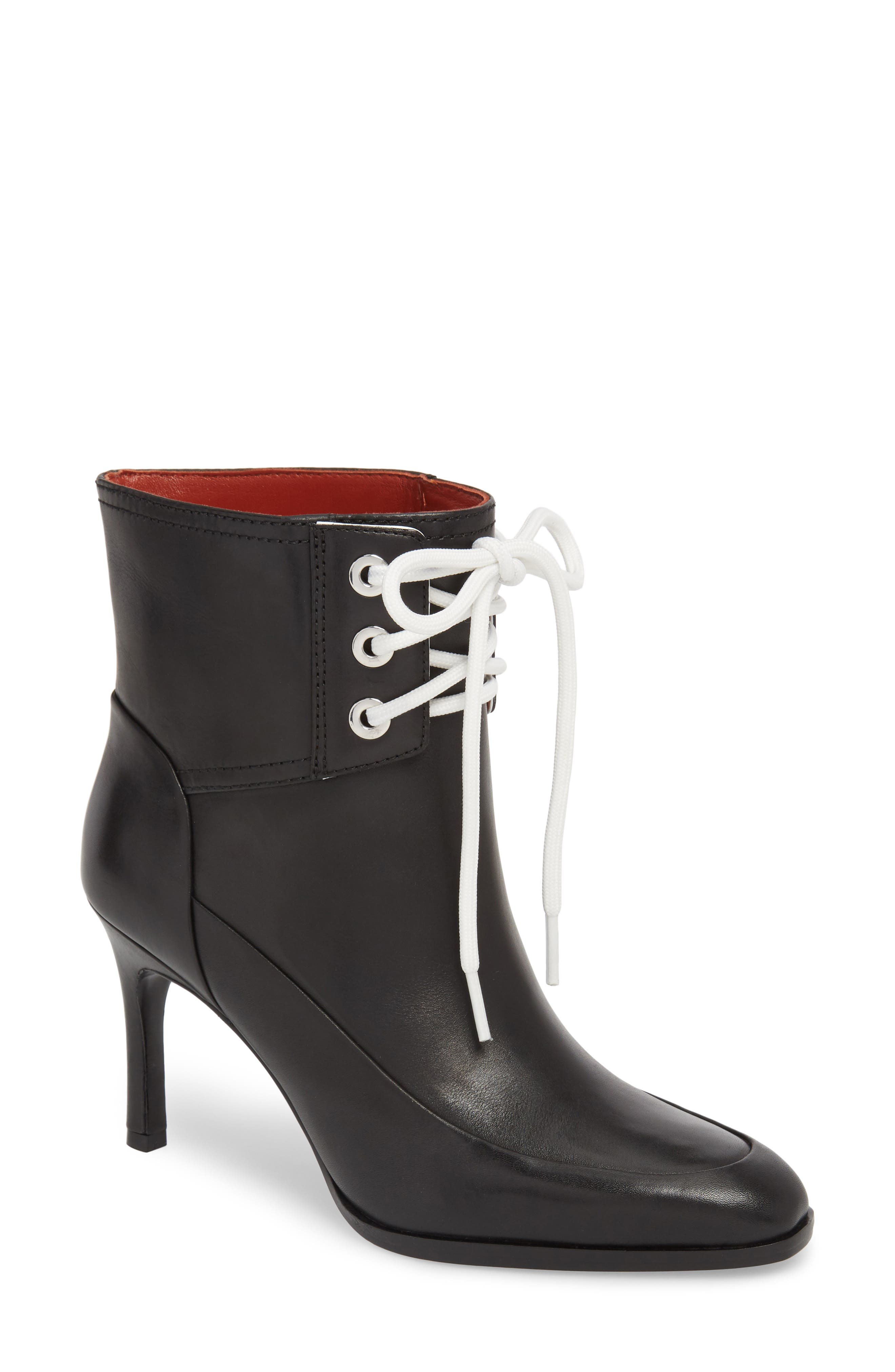 AGATHA LACE-UP BOOTIE