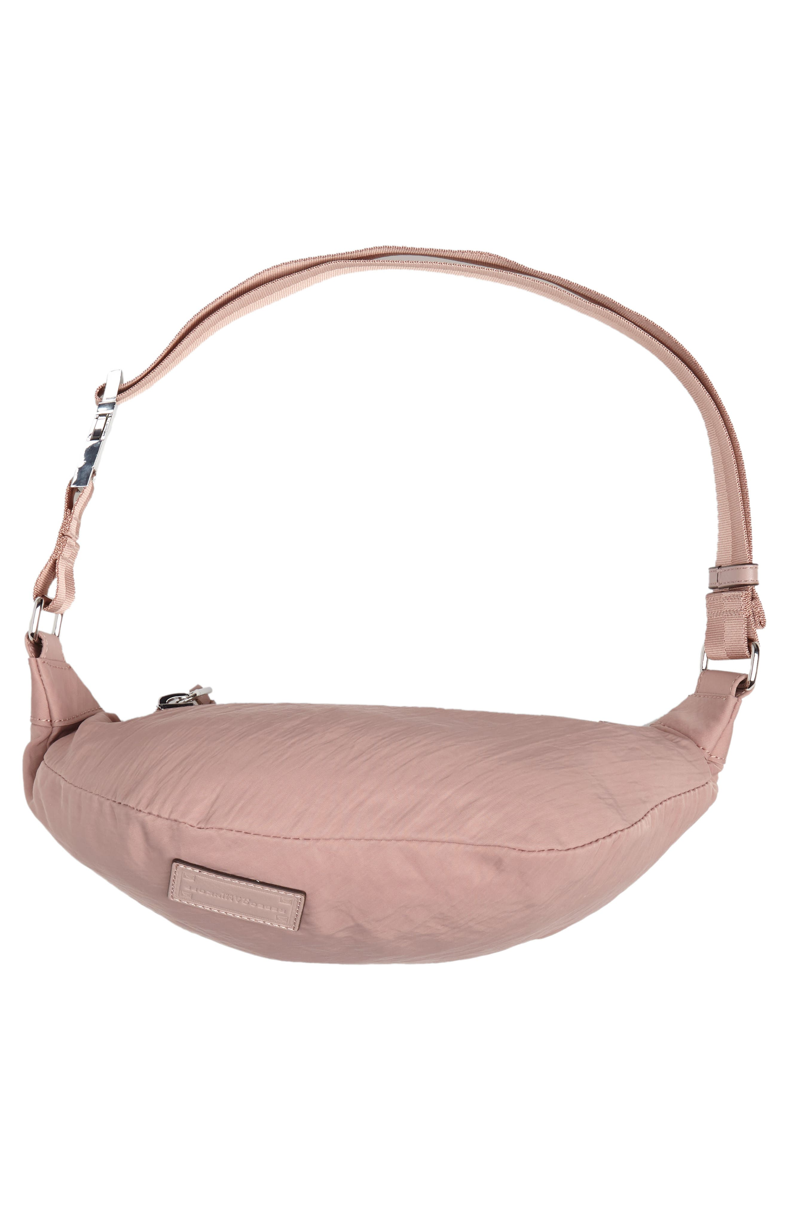 Nylon Belt Bag,                             Alternate thumbnail 7, color,                             Vintage Pink