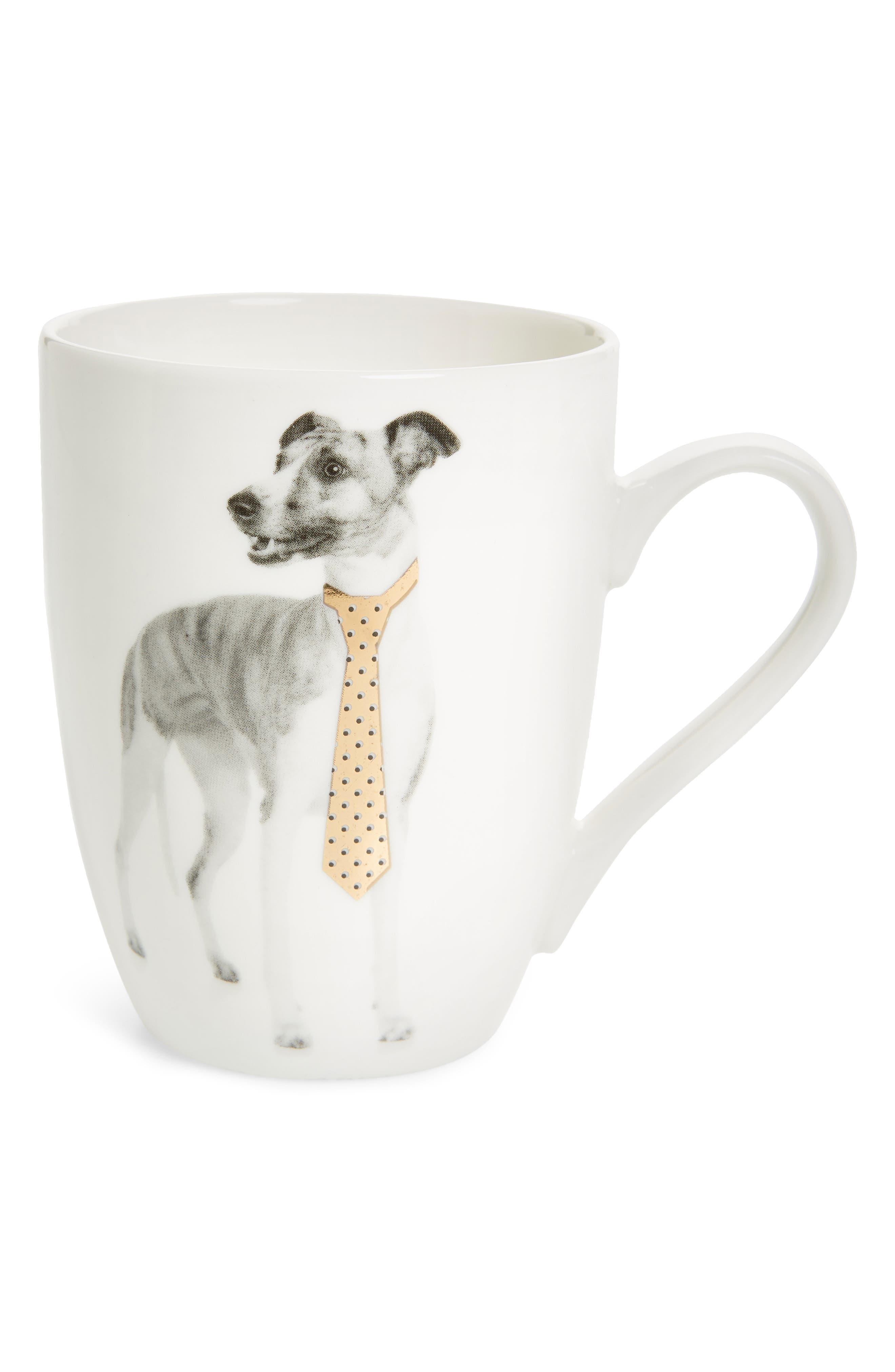 Pet Mug,                             Main thumbnail 1, color,                             White