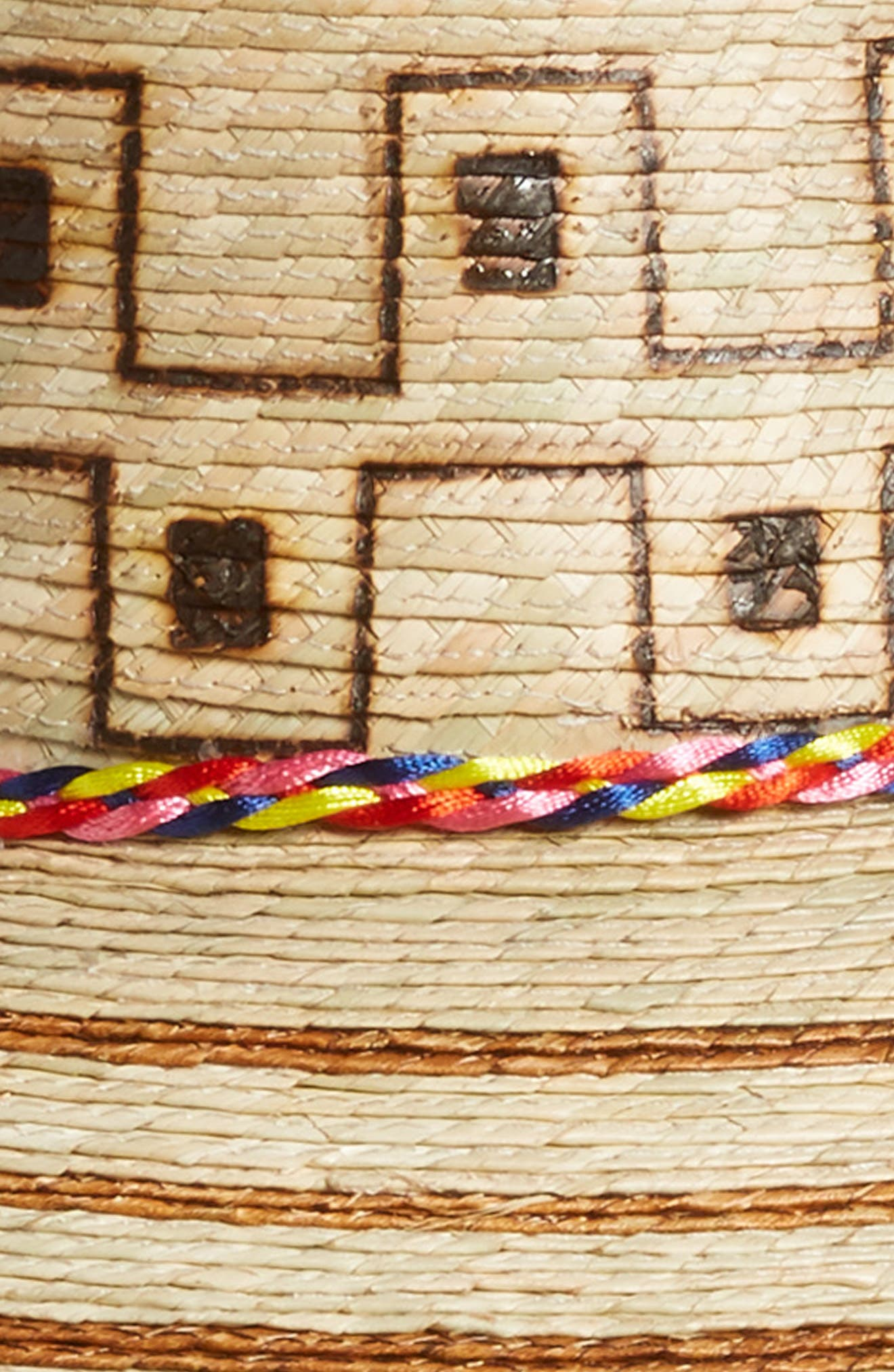 Guadalajara Hat,                             Alternate thumbnail 2, color,                             Natural
