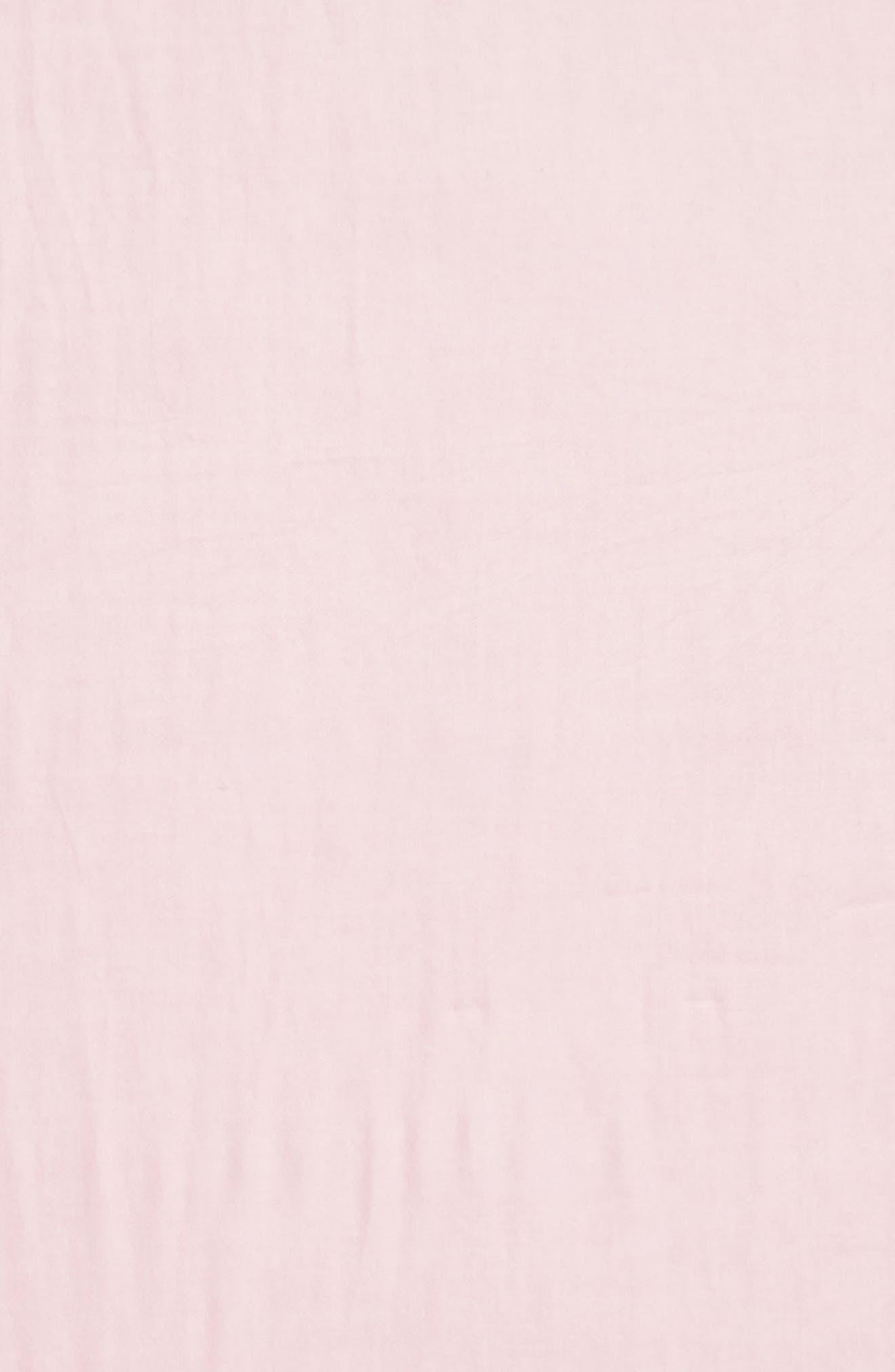 Cashmere & Silk Wrap,                             Alternate thumbnail 4, color,                             Pink Carnation