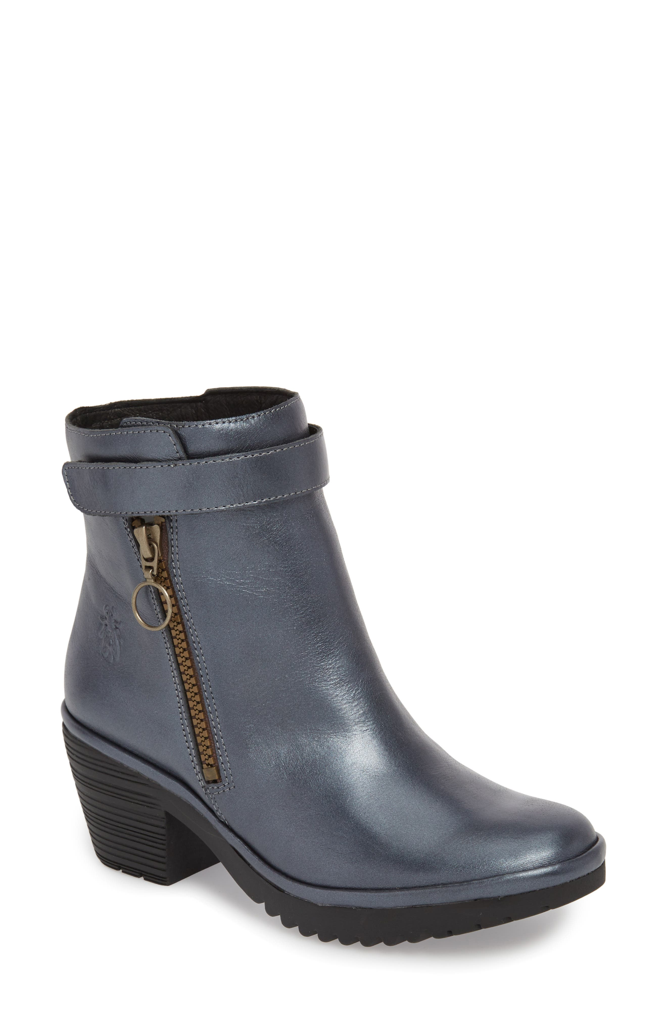 Fly London Women's Cled Bootie SwXPCP