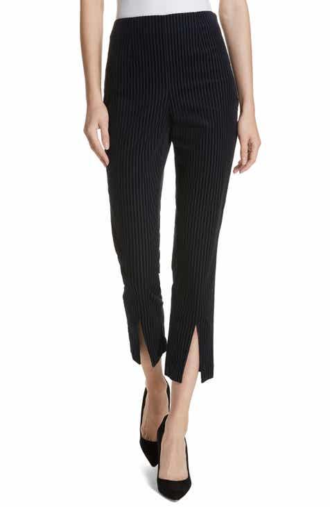 733dc23ea7102 FRAME Corduroy Split Cuff Ankle Pants
