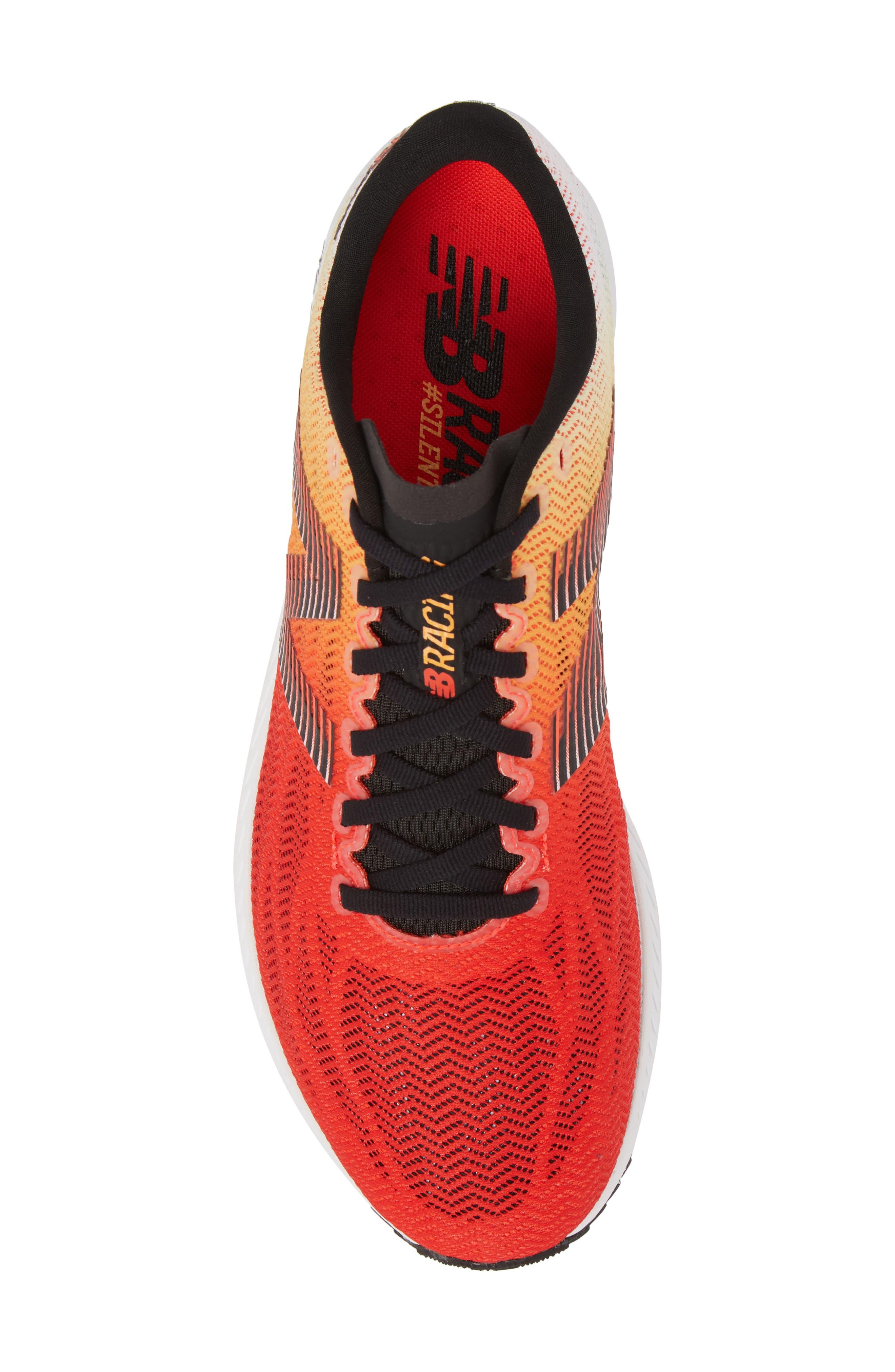 1400v6 Running Shoe,                             Alternate thumbnail 3, color,                             White Munsell