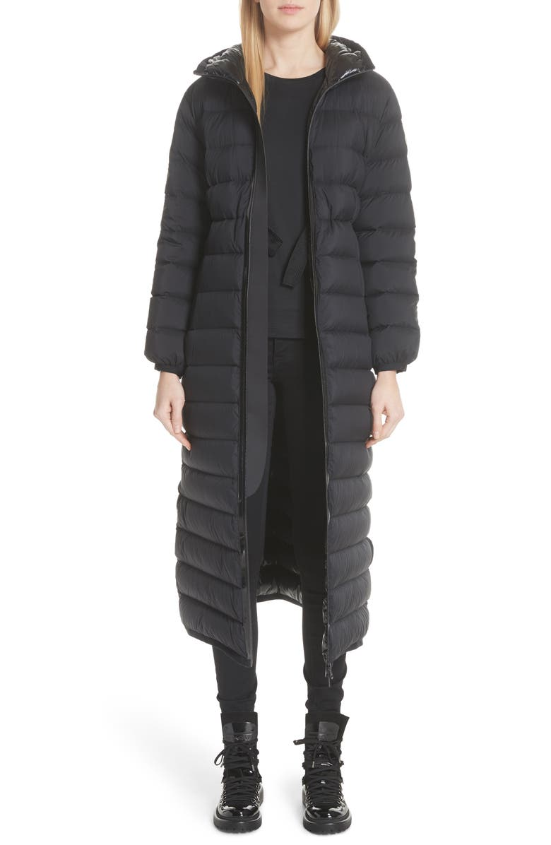 Grue Long Quilted Down Coat