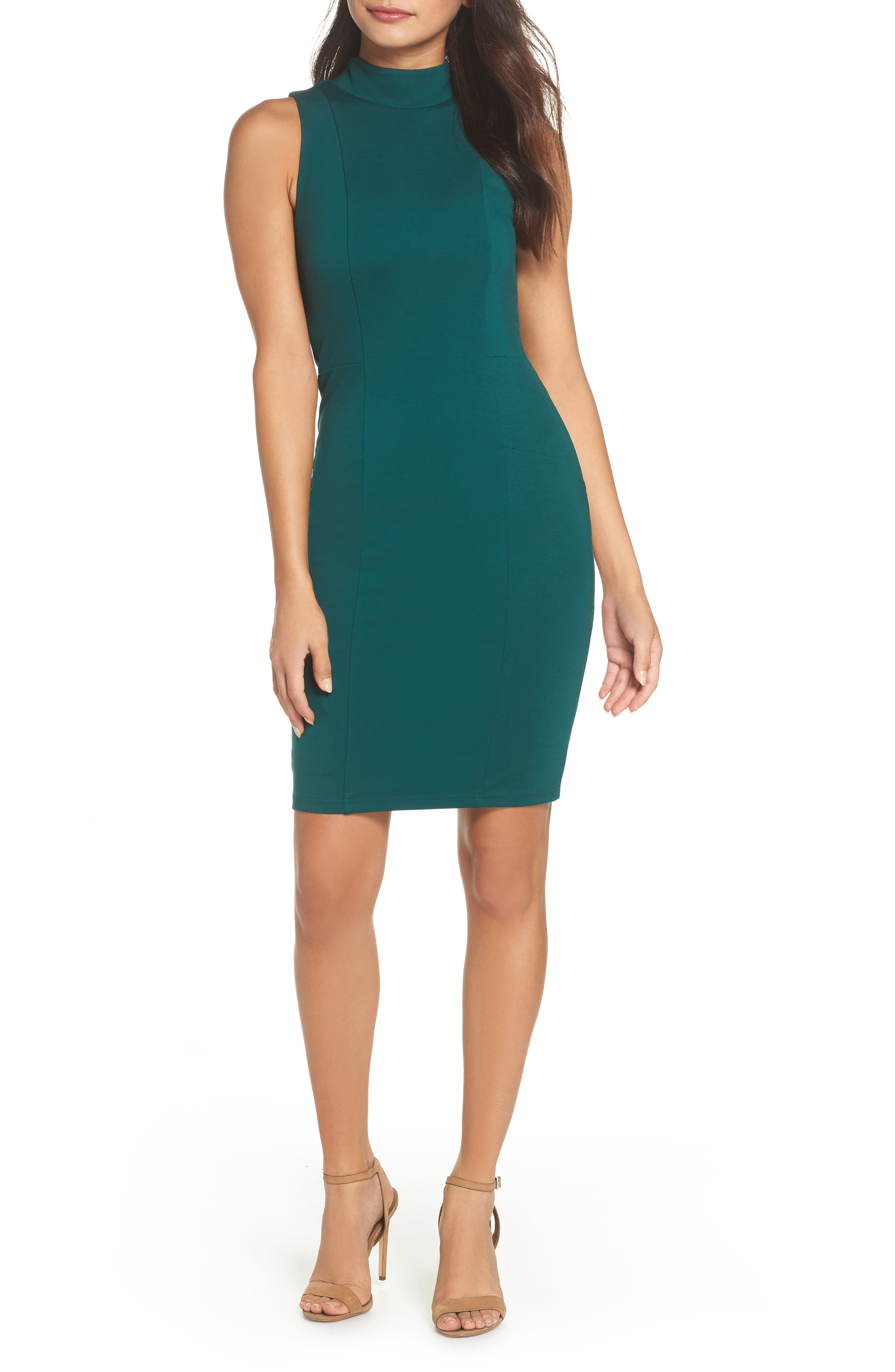 HAVE IT ALL BODY-CON DRESS
