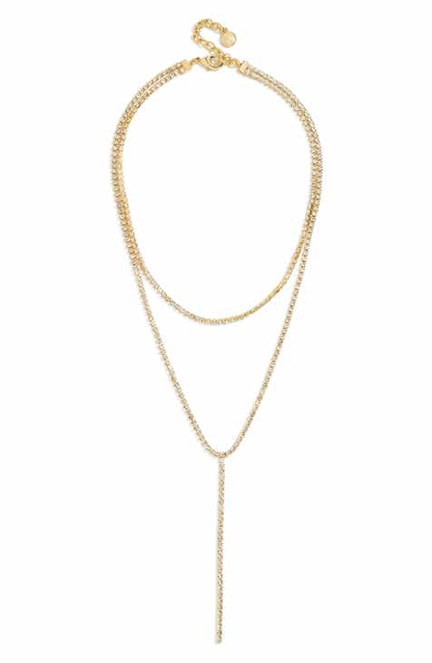 3e2616cc2b7434 Women's Multi-Strand Necklaces | Nordstrom