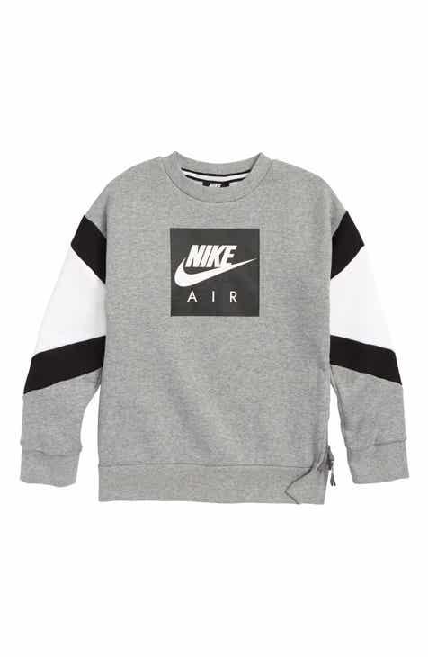 cccf541f37 Nike Air Sweatshirt (Little Boys   Big Boys)