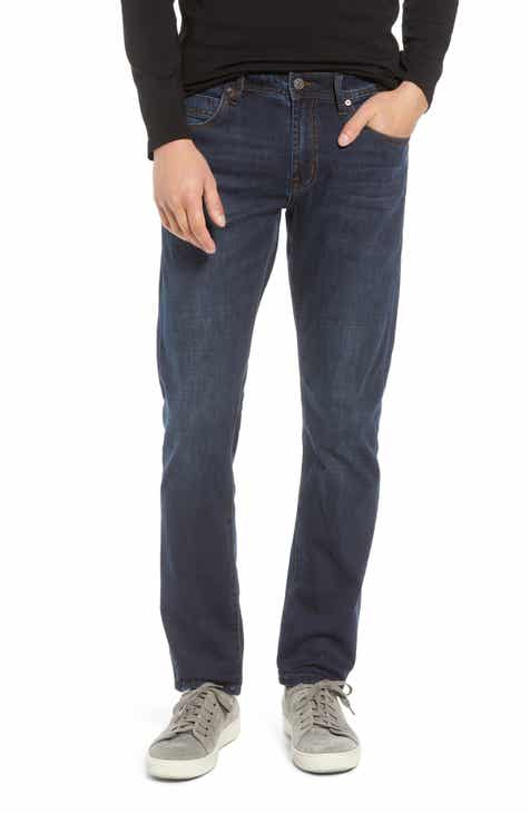 Liverpool Kingston Slim Straight Leg Jeans (Norcross Dark)