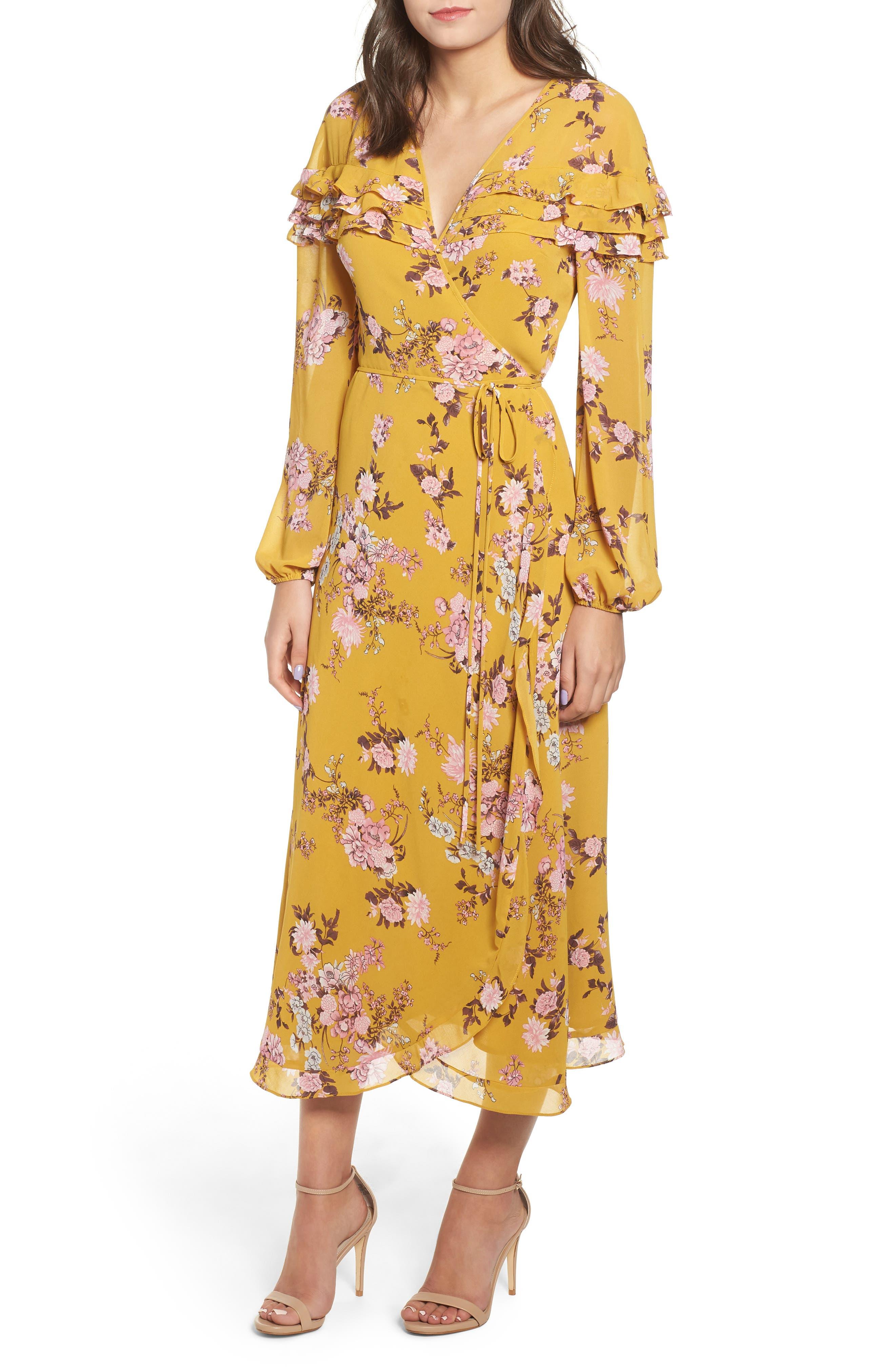 MARIAH MAXI DRESS