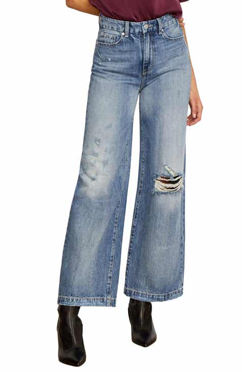 Women S High Waisted Jeans Nordstrom
