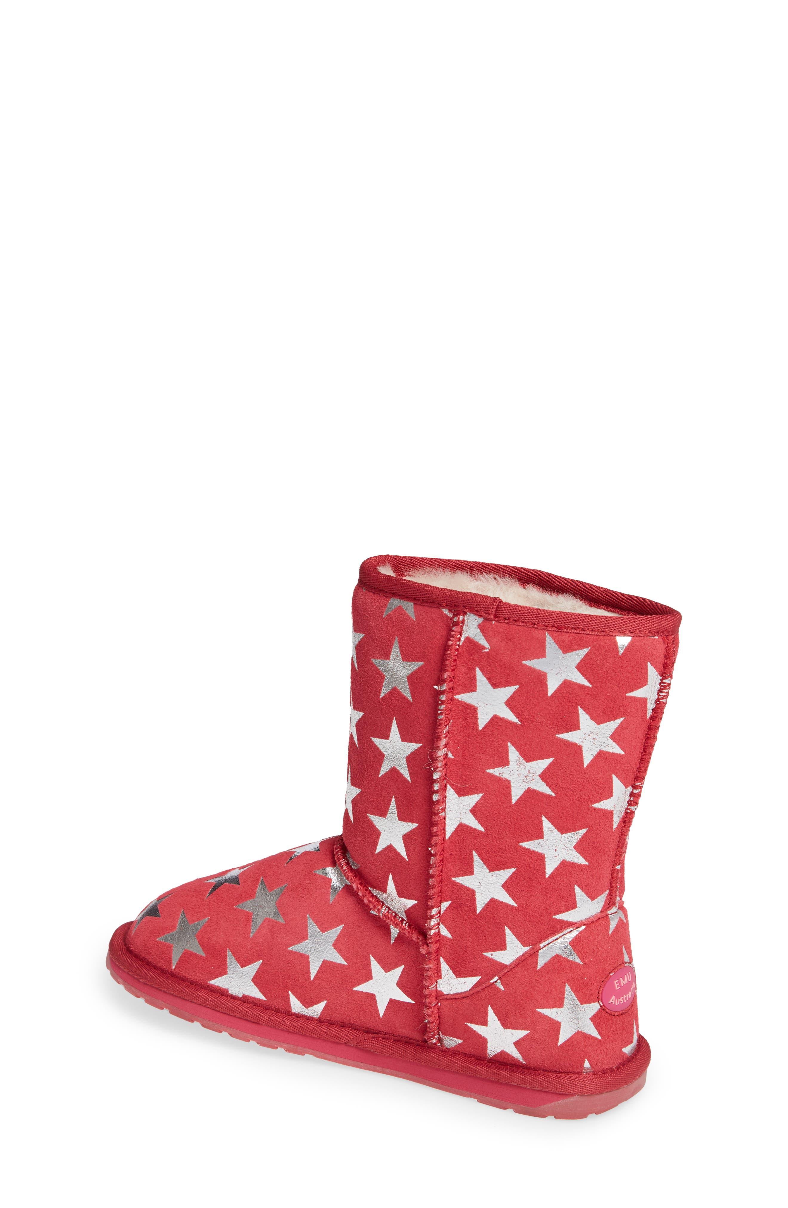 EMUAustralia Starry Night Boot,                             Alternate thumbnail 2, color,                             Fuchsia