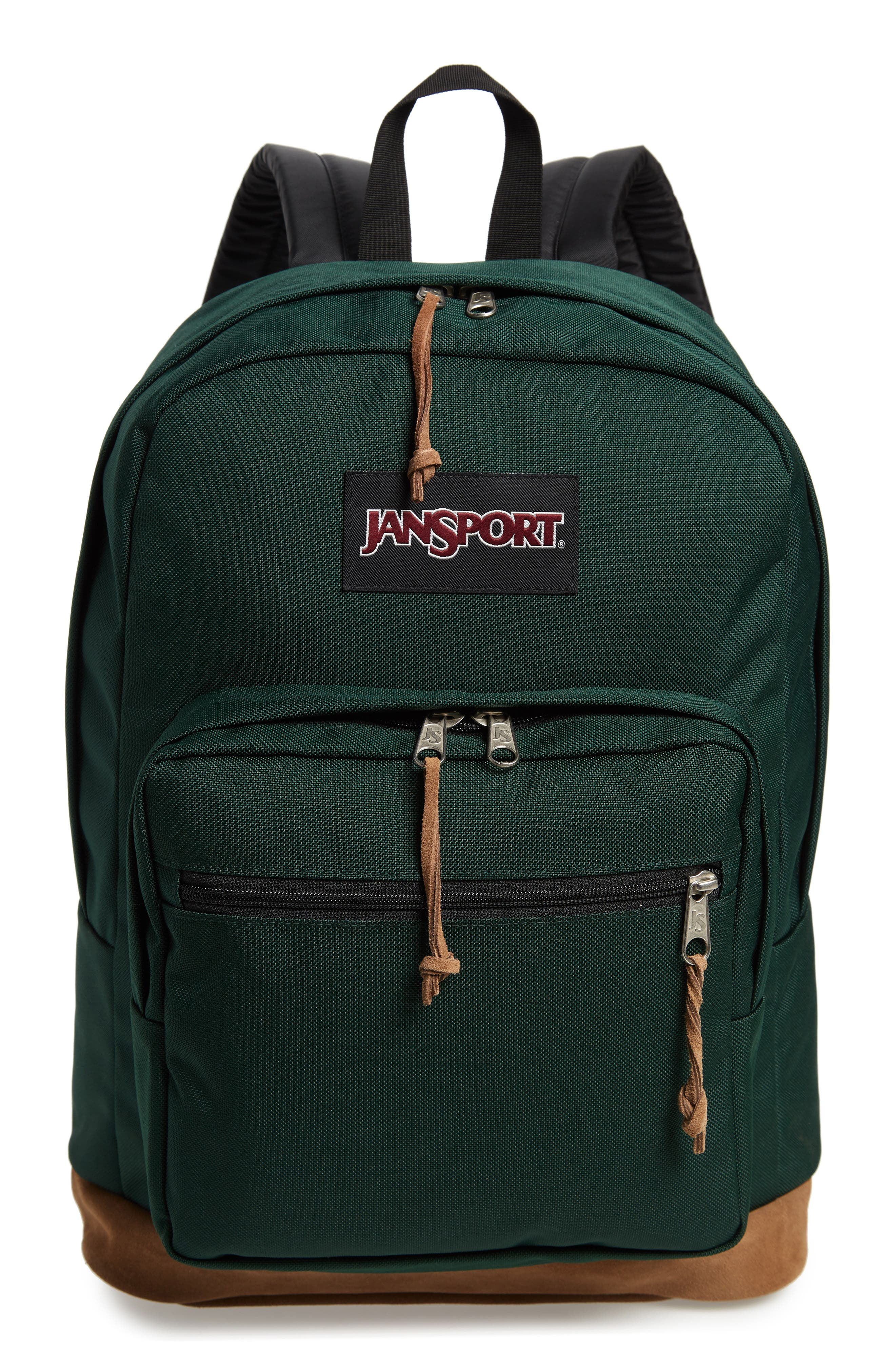JANSPORT RIGHT PACK BACKPACK - GREEN