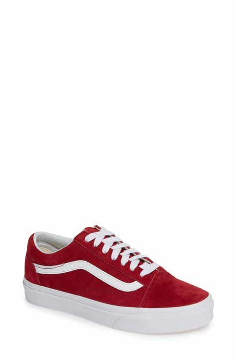 6d1c50f25 Vans Old Skool Suede Low Top Sneaker (Women)