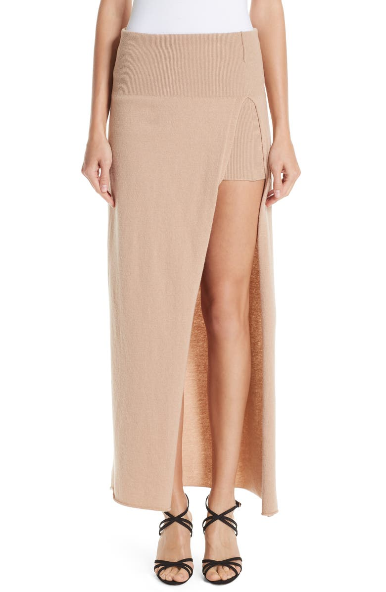 La Jupe Peron Knit Skirt