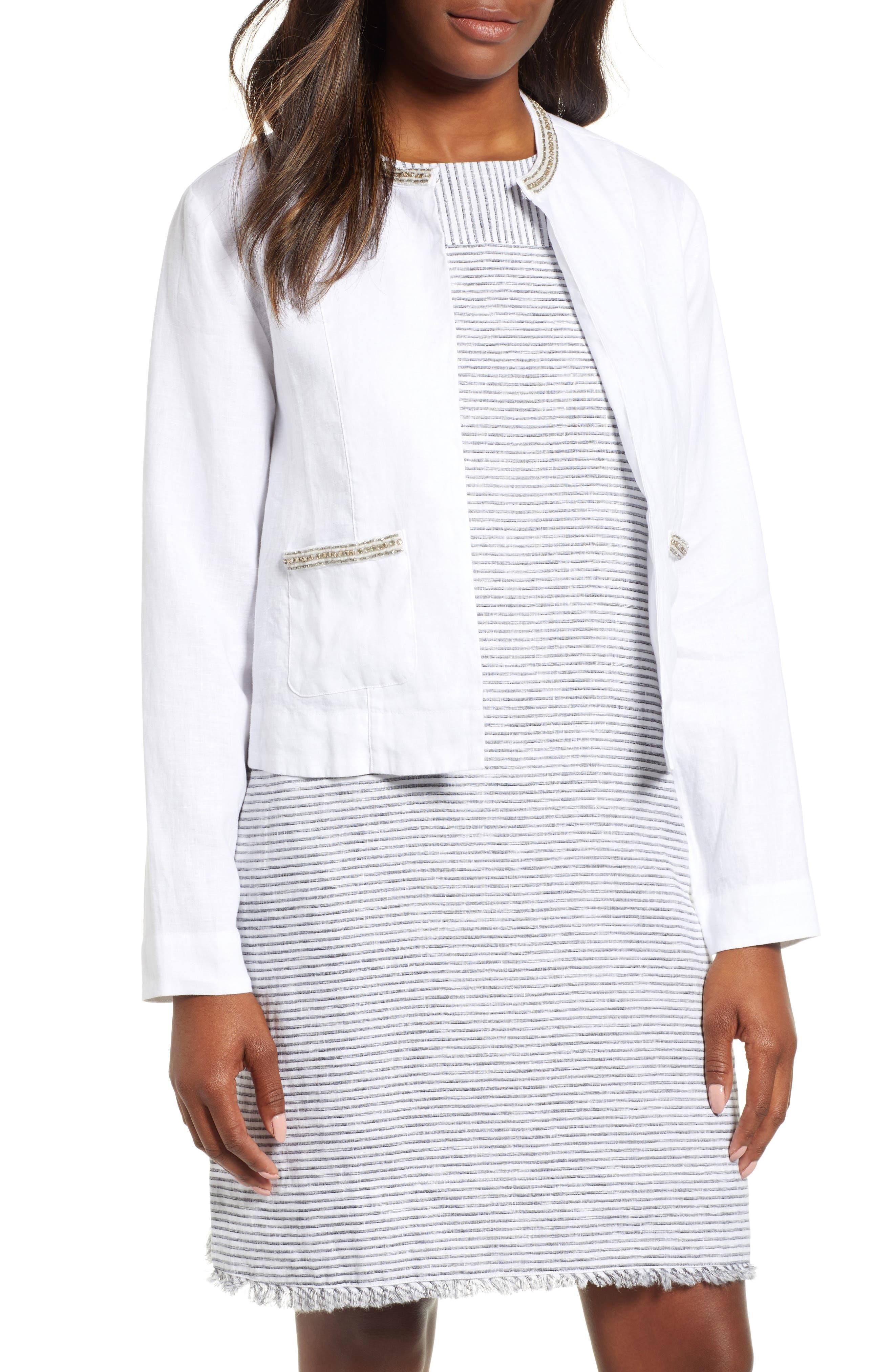 Womens Tommy Bahama Coats Jackets Nordstrom Hoc Store Batik French Cuff