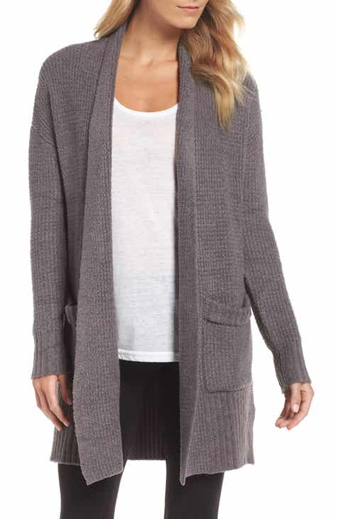 21b9e49e27bf61 Barefoot Dreams® CozyChic® Lite Long Weekend Cardigan
