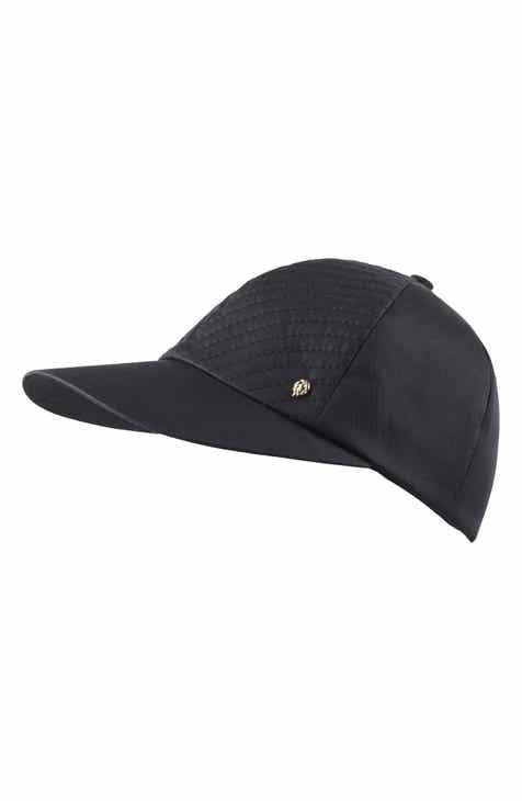 ff3882d7739 Helen Kaminski Water Resistant Baseball Cap