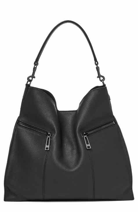 f988582022 Botkier Trigger Pebbled Leather Hobo