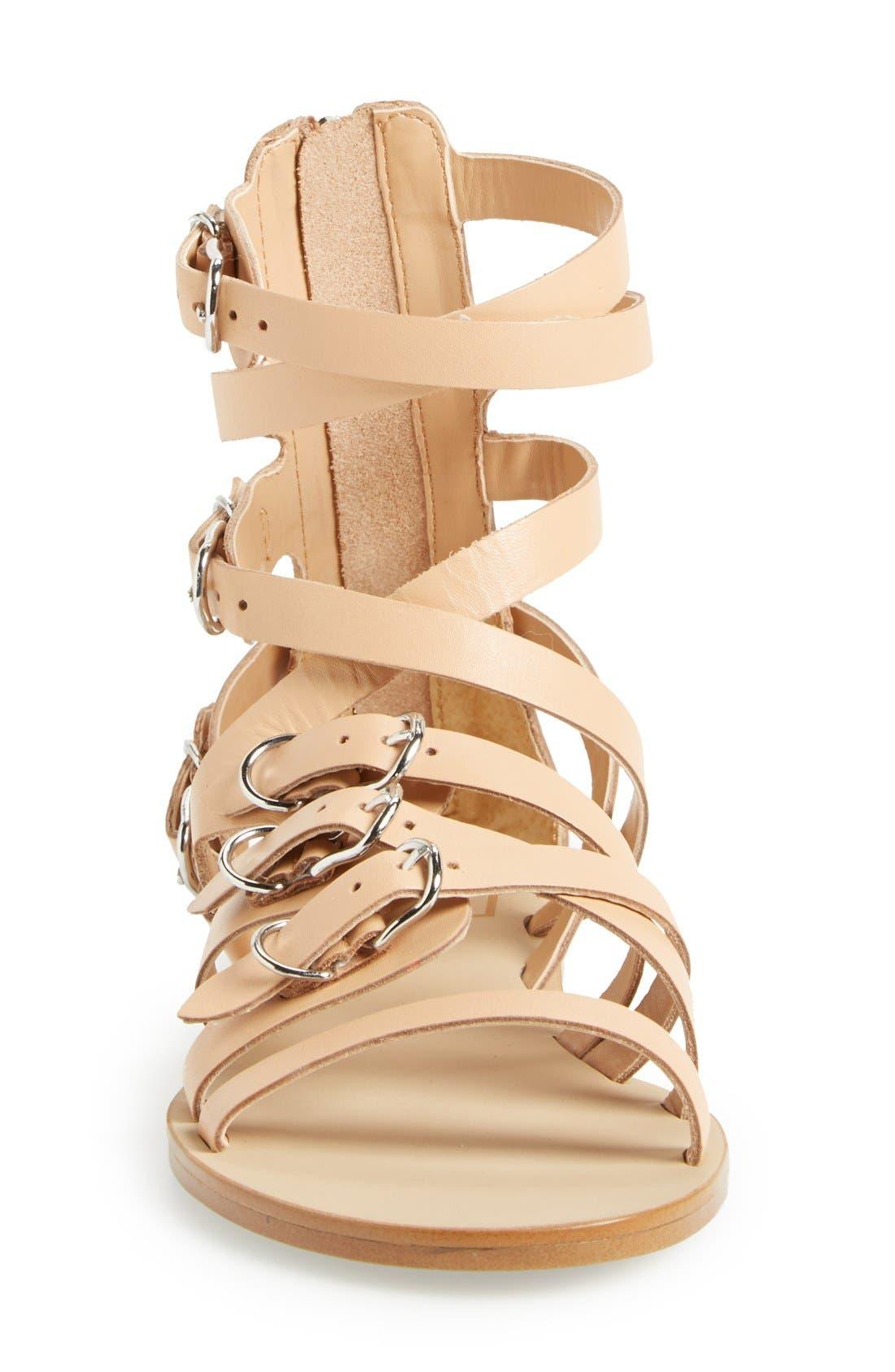 Alternate Image 3  - DV by Dolce Vita 'Okena' Leather Gladiator Sandal (Women)