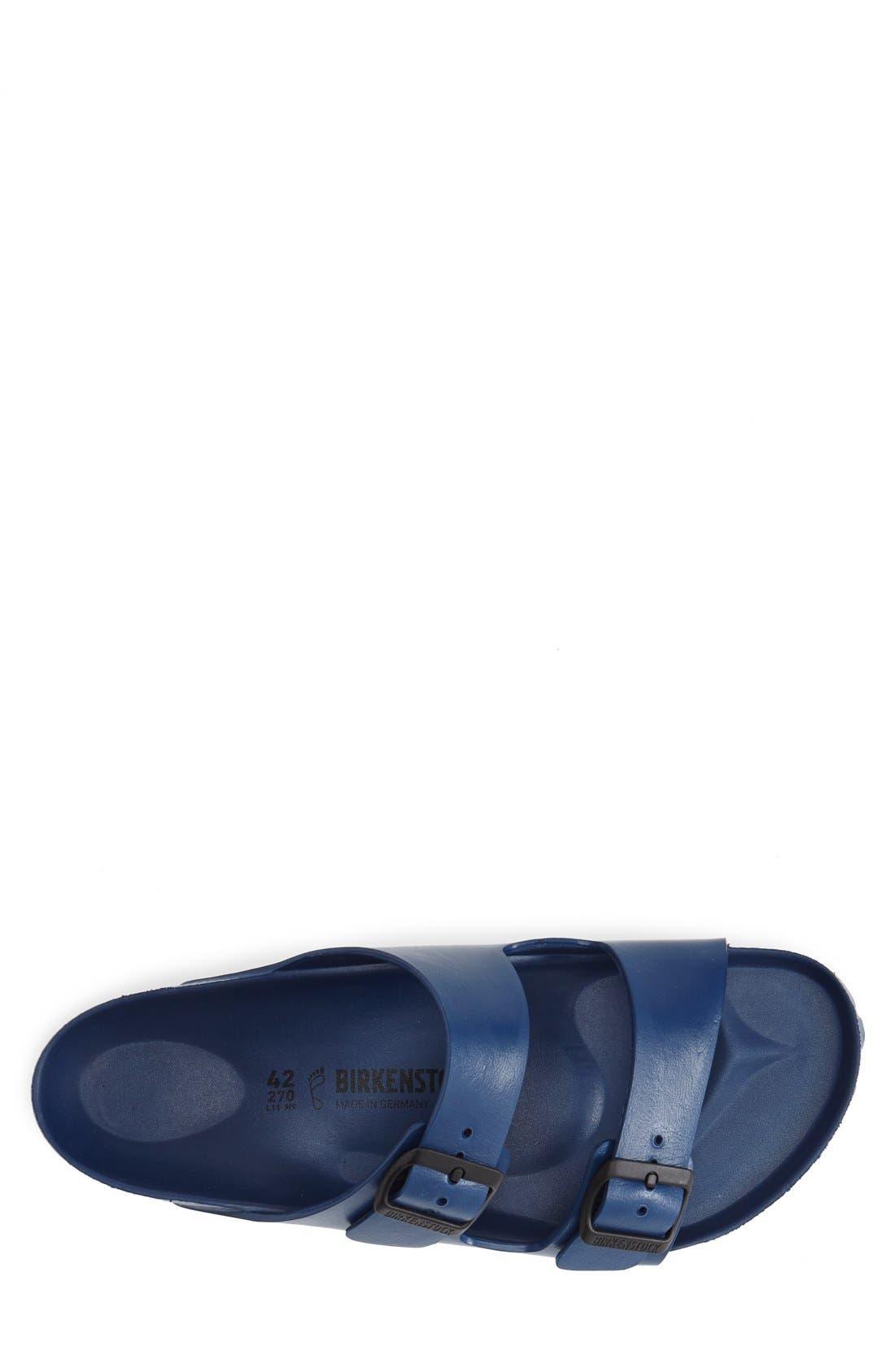 Alternate Image 3  - Birkenstock 'Essentials - Arizona EVA' Waterproof Slide Sandal (Men)