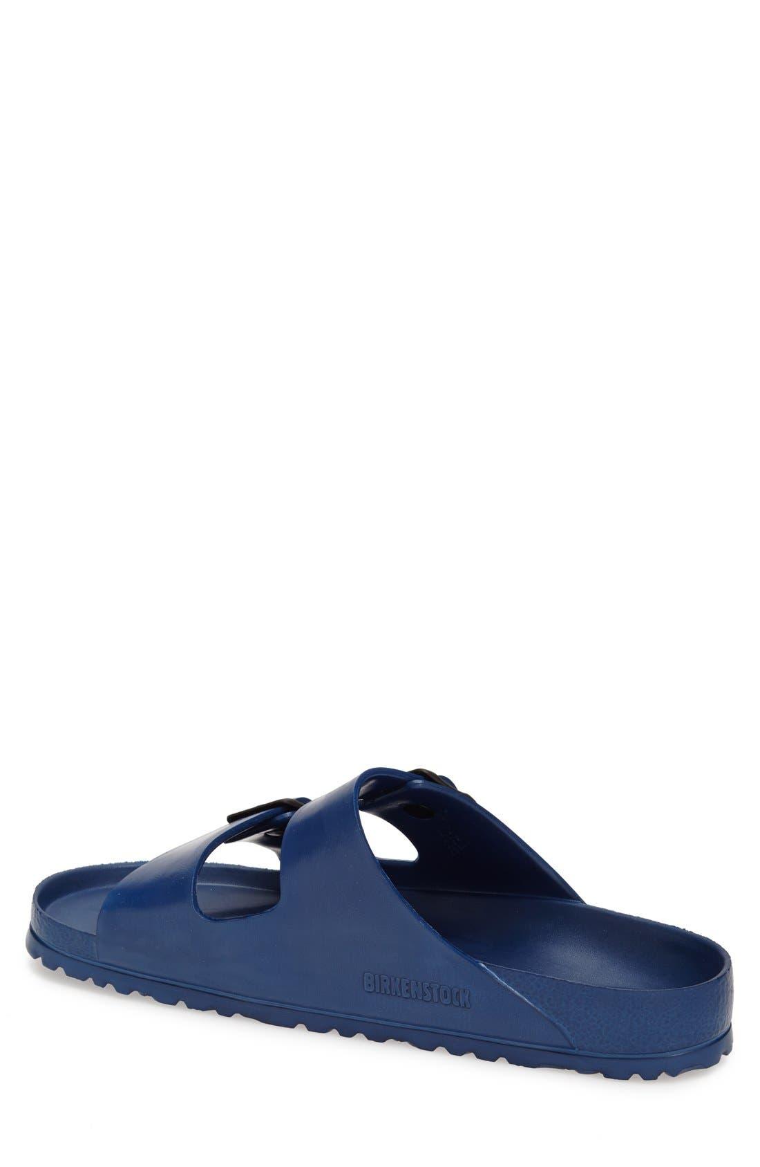 Alternate Image 2  - Birkenstock 'Essentials - Arizona EVA' Waterproof Slide Sandal (Men)