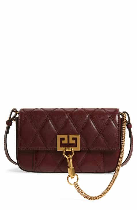 Givenchy Mini Pocket Quilted Convertible Leather Bag 6fe2e81d29813