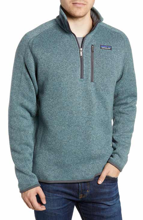 68f1b05907 Patagonia Better Sweater Quarter Zip Pullover