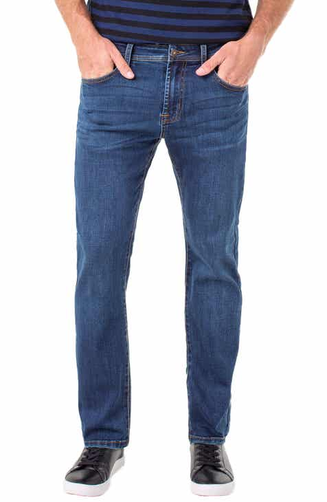 Liverpool Kingston Slim Straight Leg Jeans (Advent)