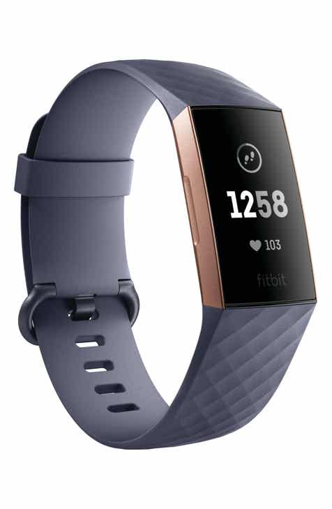 Fitbit Charge 3 Wireless Activity & Heart Rate Tracker