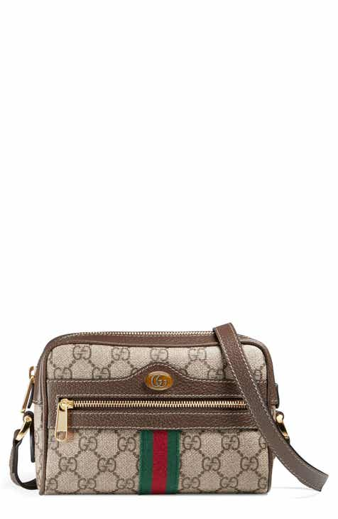 dc94b55906e Gucci Ophidia Small GG Supreme Canvas Crossbody Bag