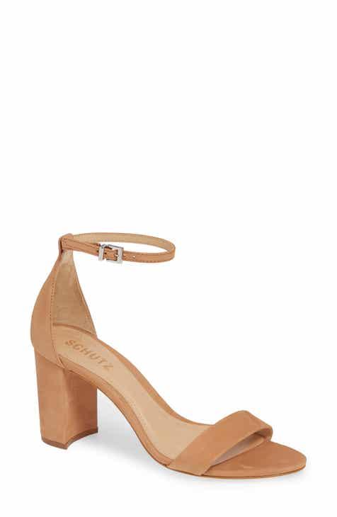 5f49868a2a56 Schutz Anna Lee Ankle Strap Sandal (Women)