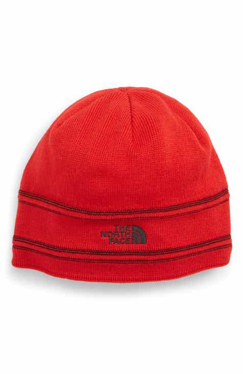 The North Face Logo Beanie (Boys) 8373d48f1f4d