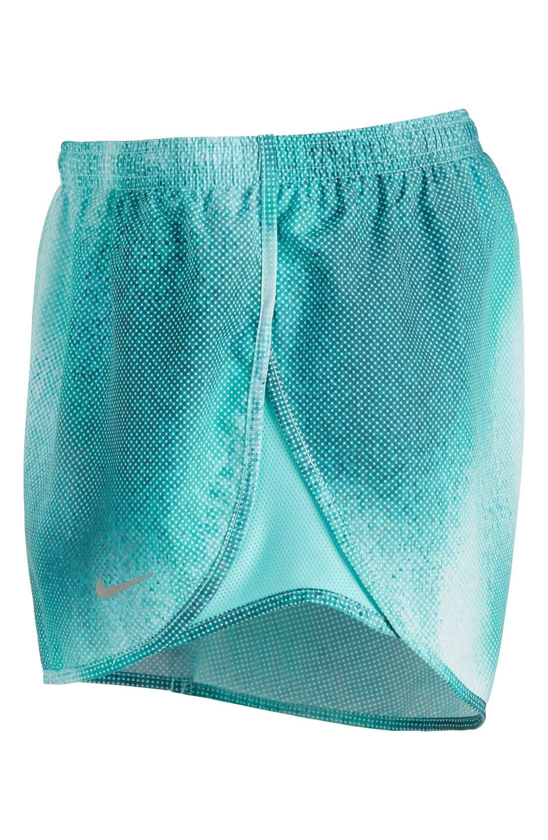 Alternate Image 3  - Nike 'Modern Tempo' Print Dri-FIT Shorts (Women)