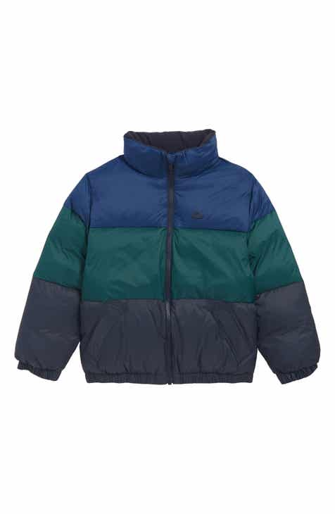 6bdb1d0785328f Lacoste Quilted Puffer Jacket (Little Boys)