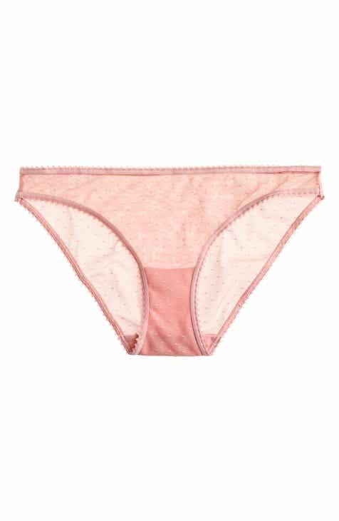 J.Crew Point d Esprit Bikini Panties 82e091a15