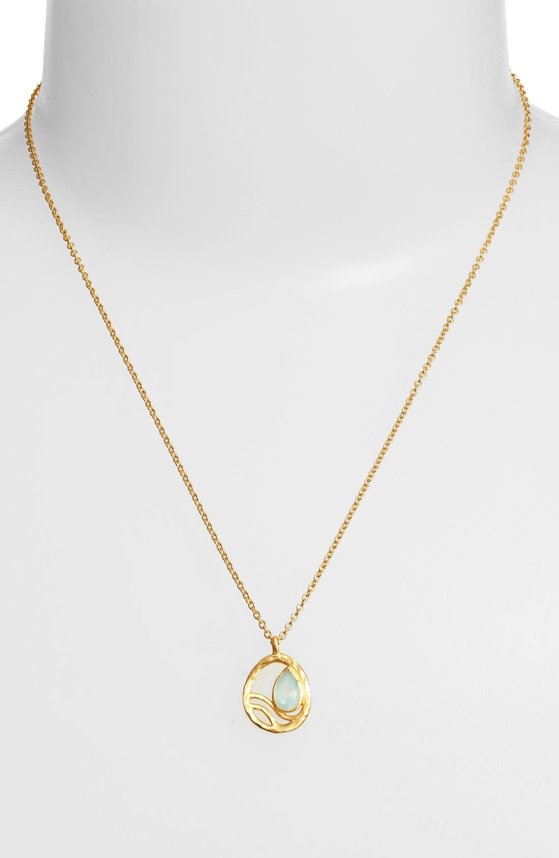 Alternate Image 2  - Satya Jewelry 'Oasis' Pendant Necklace