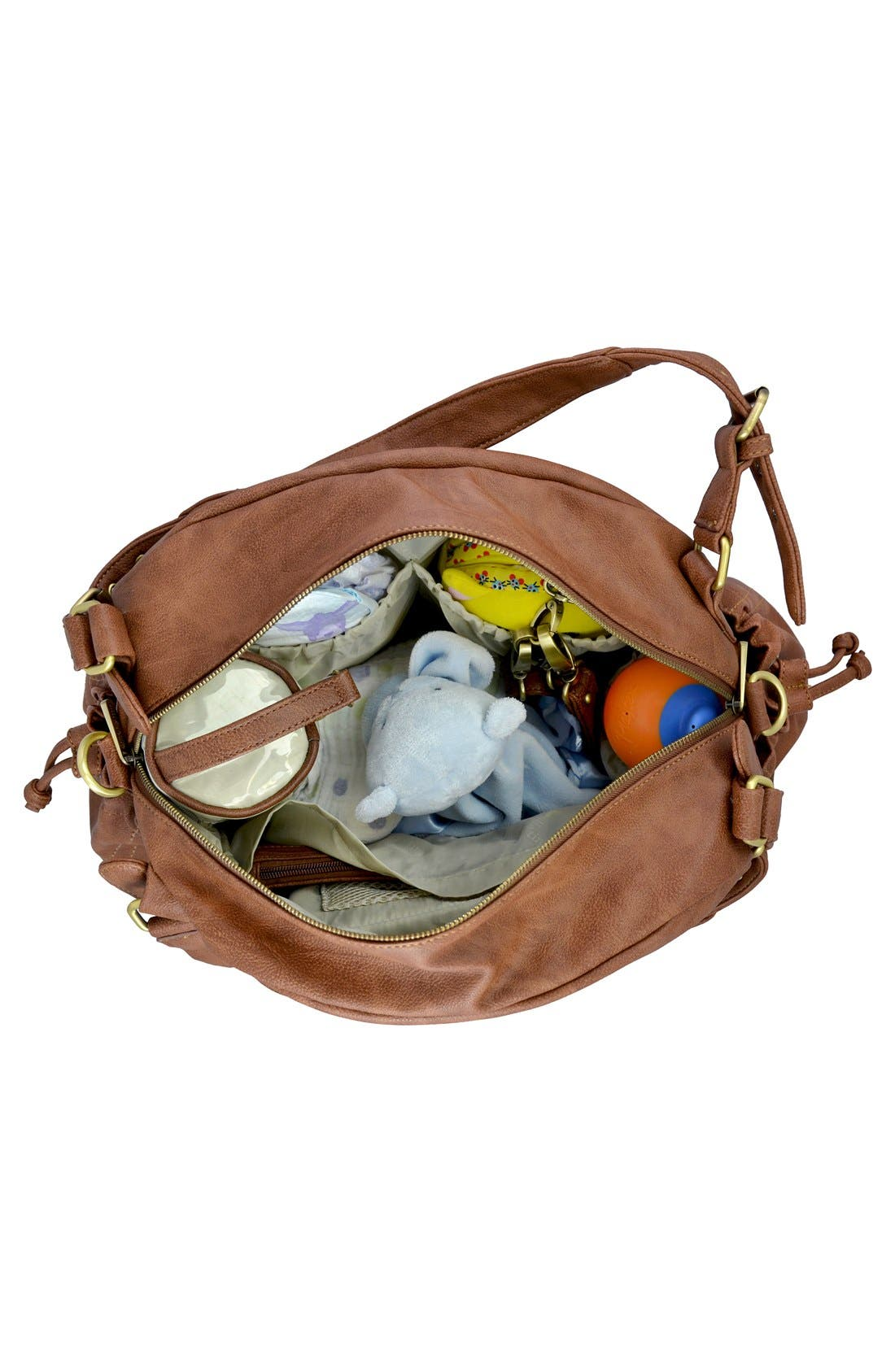 Alternate Image 5  - Timi & Leslie 'Jessica' Diaper Bag