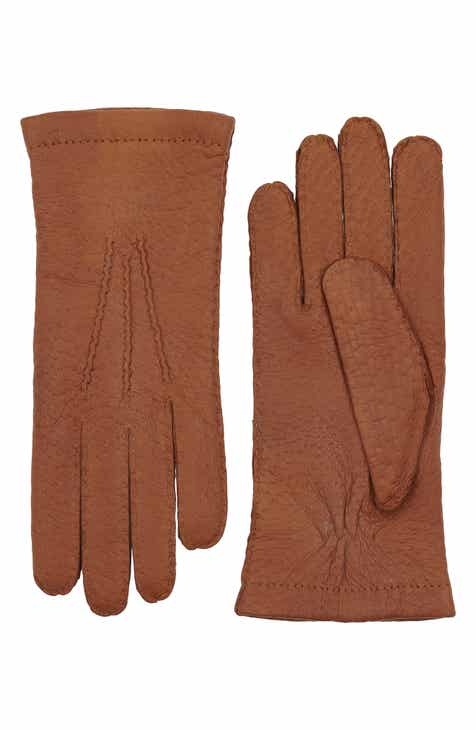 b29afbcf52 Hestra Peccary Leather Gloves