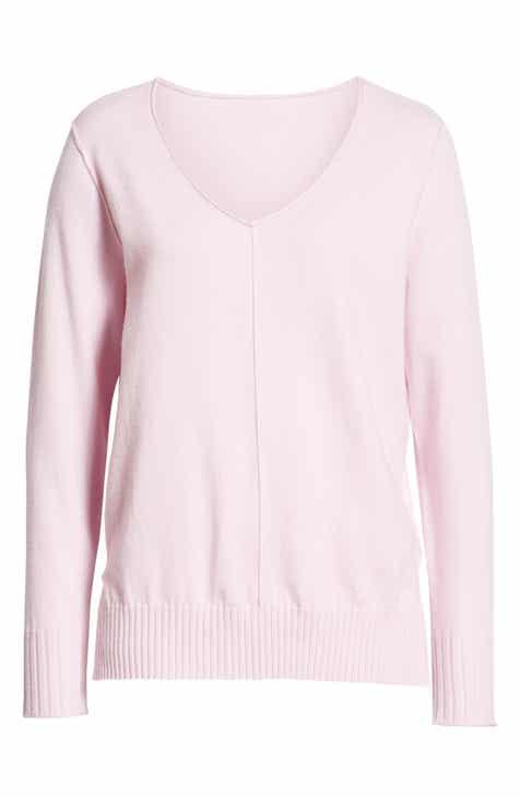 Caslon® Side Slit Sweater (Regular   Petite) abb43133c