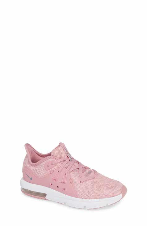 quality design 444b5 35d6b Nike Air Max Sequent 3 GS Running Shoe (Toddler, Little Kid   Big Kid)