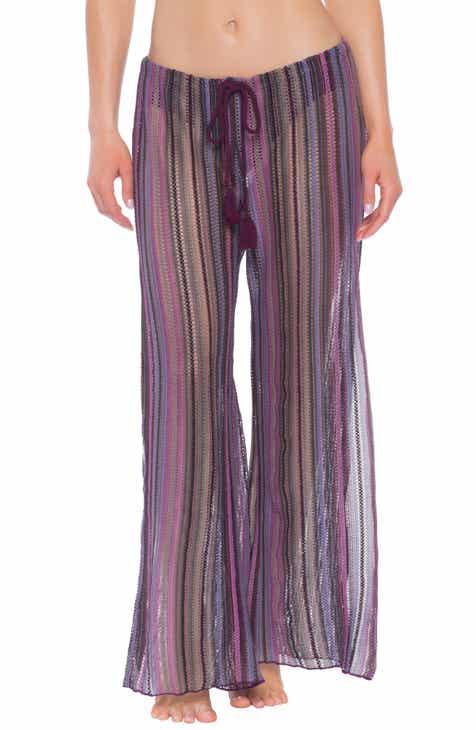 d18d796f95d8d Becca Pierside Cover-Up Flyaway Pants