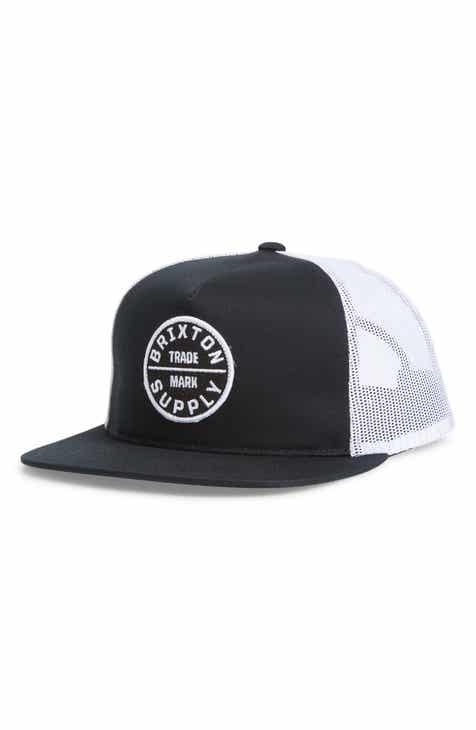 915dfd3ef3366 Men s Brixton Snapback Caps   Hats