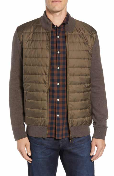 Barbour Carn Baffle Front Knit Jacket ccc147121060
